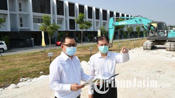 Gairahkan Pasar Properti di Tengah Pandemi, Intiland Luncurkan Klaster Baru di Graha Natura Surabaya