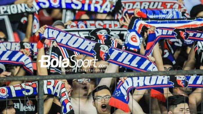 Ketika Liga 1 Masih Abu-abu, Liga Super Malaysia Bakal Dihadiri Penonton Bulan Depan