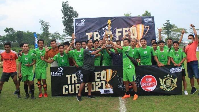 Meski Tak Ada Event, Tim Sepak Bola Mitra KSK Sampang Tetap Gelar Latihan Seminggu Tiga Kali