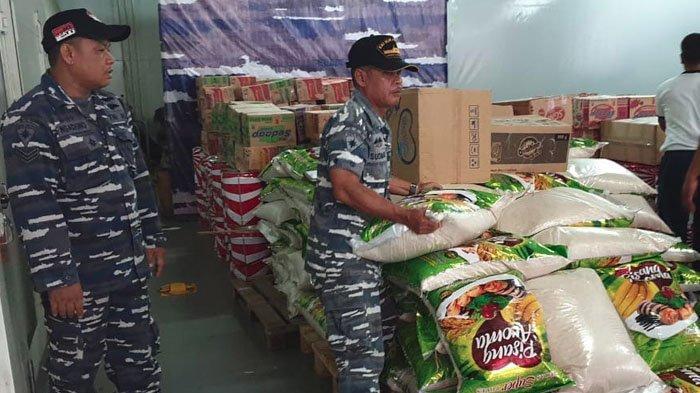 Koarmada II Kembali Kerahkan KRI Surabaya 591 untuk Angkut Bantuan Bencana ke Sulawesi Tengah