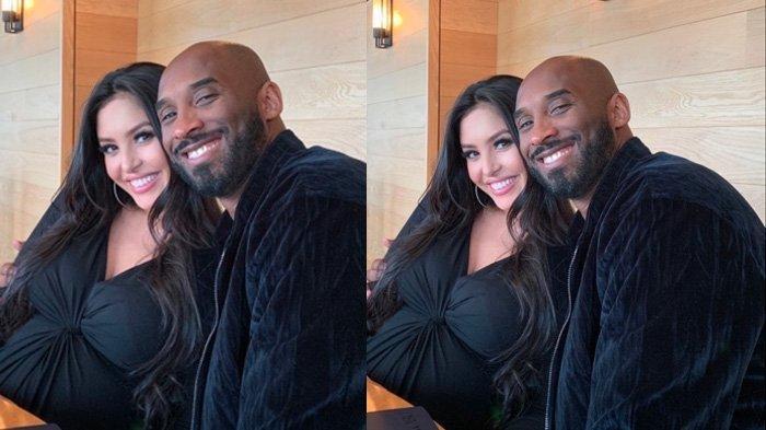 Profil-Biodata Vanessa Marie Bryant, Istri Kobe Bryant yang Dinikahi Sang Suami saat Usia 18 Tahun