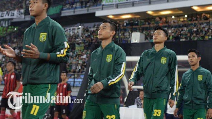 Persebaya Vs Persija, Aji Santoso Beri Sinyal Kembali Turunkan Pemain Muda di Final Piala Gubernur