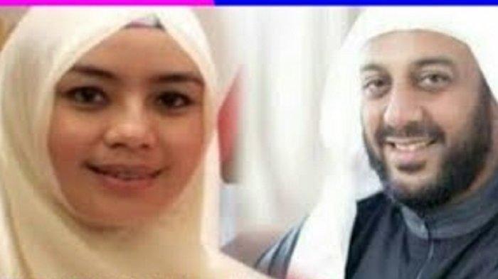 Kolase foto Deva Rachman dan Syekh Ali Jaber.