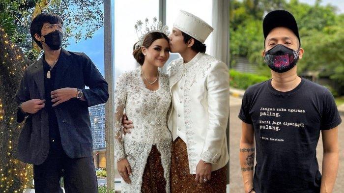 Pernikahan Atta dan Aurel Dipamerkan Setneg, dr Tirta Kasihani Si YouTuber, 'Keseret', Ernest: Aneh