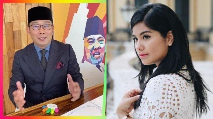 Sentilan Annisa Pohan ke Ridwan Kamil soal UU Cipta Kerja Banjir Komentar, Disindir Balik, 'Sehat?'