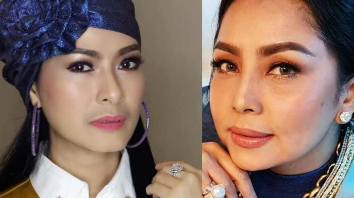 Iis Dahlia Kicep Dicecar Mayangsari? Buat Pengakuan soal Salah Lirik, Istri Bambang: Suka-suka Upik!