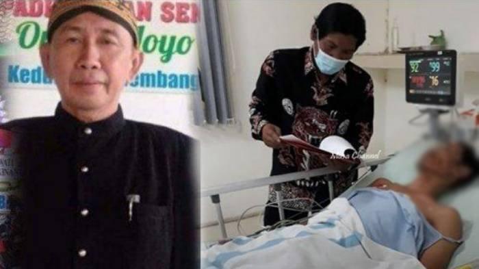 Sosok Pembunuh Ki Anom Subekti, Kondisi Masih Dirawat karena Minum Racun, Kini Terancam Hukuman Mati
