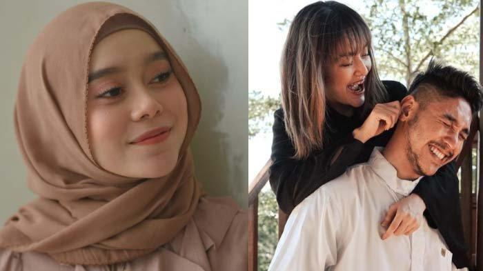 Kolase foto Lesty Kejora, Siti Badriah dan Krisjiana.