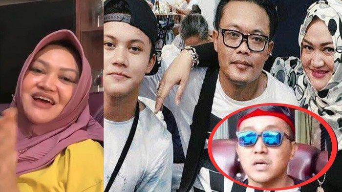 Tragedi Kematian Janggal Lina Berujung Rizky Febian Lapor Polisi, Teddy Bereaksi Panik? Sule Bungkam