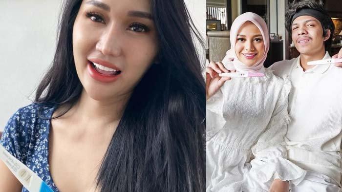 Lucinta Luna Sirik Lihat Aurel Hermansyah Hamil Muda, Nangis Rindu 'Suami', Eks Abash Ngarep Besanan