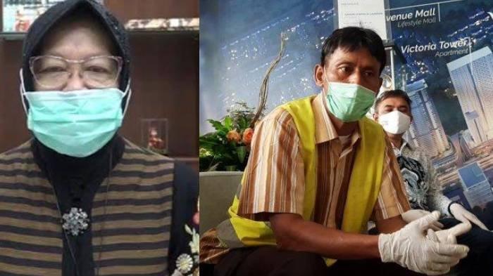 NASIB Mujur Pemulung yang Diangkut Risma saat Blusukan di Jakarta, Mantan Sales Ini Dapat Pekerjaan