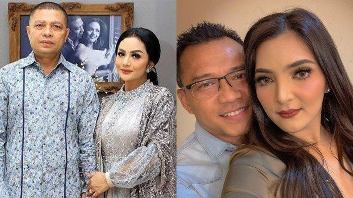 Tahan Tangis, Ashanty Ingin Raul Lemos Datang di Nikahan Aurel, Istri Anang Kuak Ketakutan: Bersalah