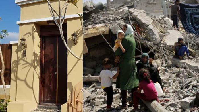 Pengorbanan Trianto Jual Rumah Demi Bantu Palestina, Jujur Tak Paham Zionis, 'Murni', Banjir Tawaran