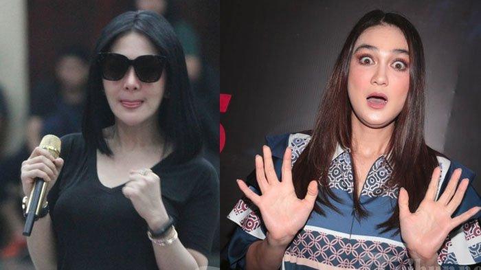 Syahrini Sewot Foto Pertunangannya Disandingkan dengan Luna Maya, Hotman Paris yang Jadi Korban
