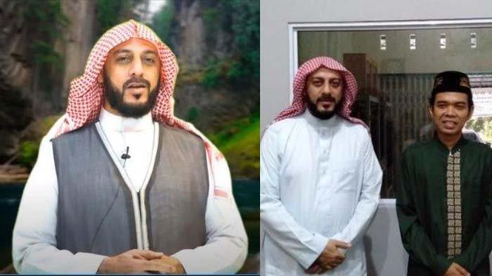 Ustaz Abdul Somad Tolak 1 Permintaan Syekh Ali Jaber, Merasa Malu, Ternyata Jadi Pertemuan Terakhir