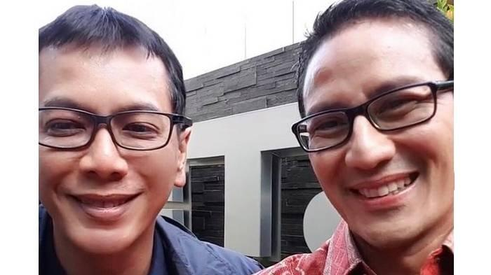 Posisi Menparekraf Digantikan Sandiaga Uno, Wishnutama yang Dicopot Jokowi Bereaksi: Semoga Sukses