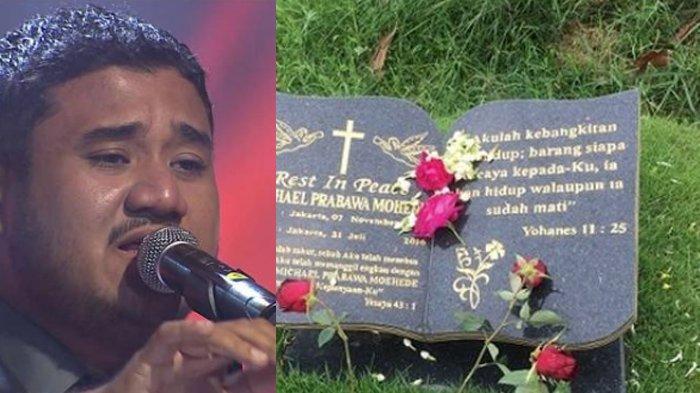 Mike Mohede Meninggal 2 Tahun Lalu. Penjaga Makamnya Ungkap Ada Sosok yang Sering Berkunjung