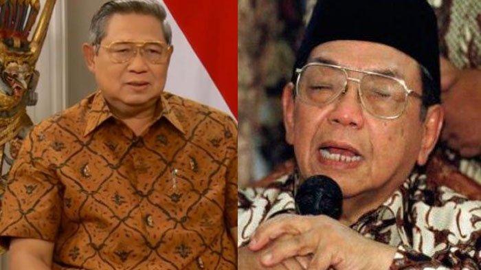 SBY Pernah Ungkap Keinginan Gus Dur Bubarkan DPR dan MPR, Berawal dari Pernyataan yang Dipelintir