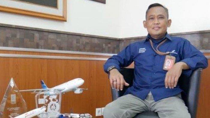 Kolonel Laut (P) Kicky Salvachdie Meninggal, Bandara Juanda Berduka Kehilangan Sosok GM Energik