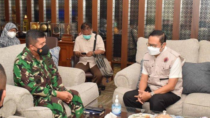TNI AL Gelar Serbuan Vaksinasi di Lamongan, Target 3 Ribu Orang