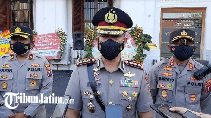 Cegah Kejahatan, Kapolrestabes Surabaya Instruksikan Tim Anti Bandit Polsek Patroli Tiap Malam