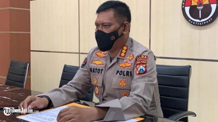 Hari Buruh 2021 di Tengah Pandemi dan Bulan Puasa, Polda Jatim Kerahkan 1.999 Personil Penjagaan