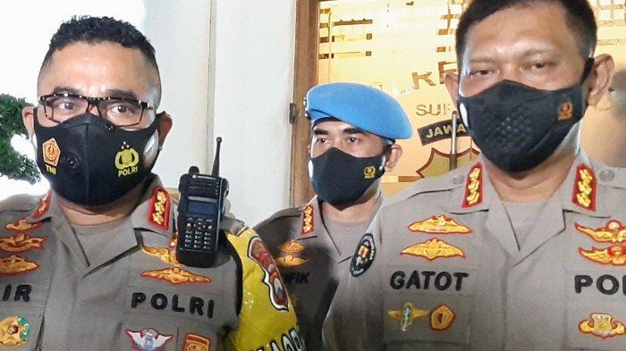 Kapolrestabes Surabaya Benarkan Operasi Senyap Mabes Polri, 2 Kanit Narkoba Diamankan Terkait Sabu