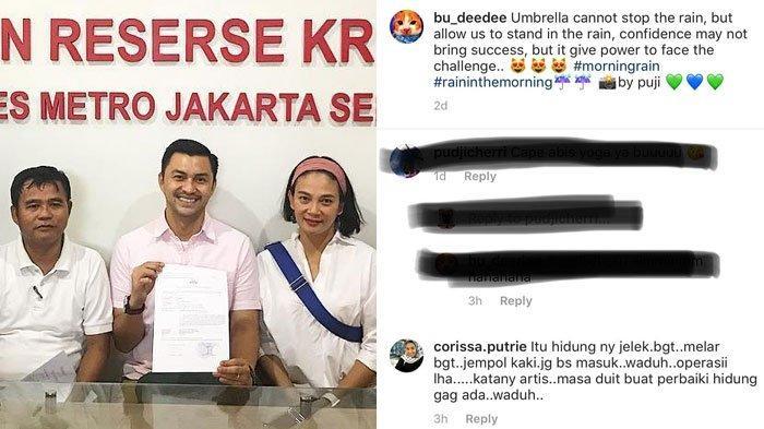 Anjasmara Bongkar Identitas Netizen Penghina Dian Nitami Berkat Bantuan Warganet yang Baik