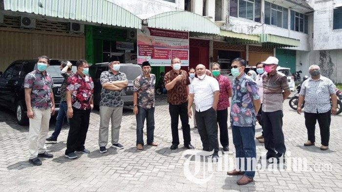 Komisi C Tinjau Aset Pemkab Tulungagung yang Berpotensi Lepas, Pertokoan Belga Hingga TK Batik