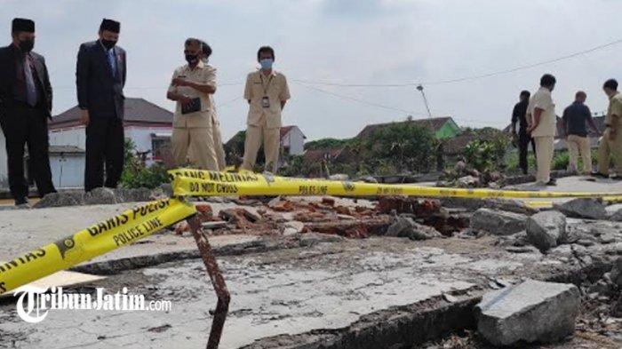 Tembok Balai Benih Ikan Kota Blitar Roboh Menewaskan Bocah, Komisi III Minta PU Cek Konstruksi