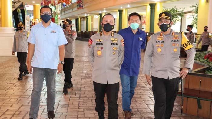 Tim Supervisi Mabes Polri Tinjau Persiapan Protokol Kesehatan Covid-19 di Tempat Wisata Kota Batu