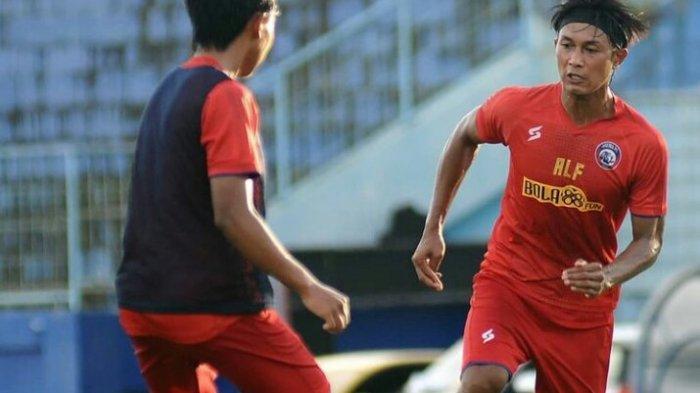 Jalani Latihan Perdana, Bagaimana Kondisi Fisik Pemain Arema FC?