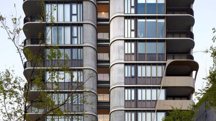 Punya Keunggulan Desain Arsitektur, Waterfall by Crown Group Raup Lord Mayor's Prize di Sydney