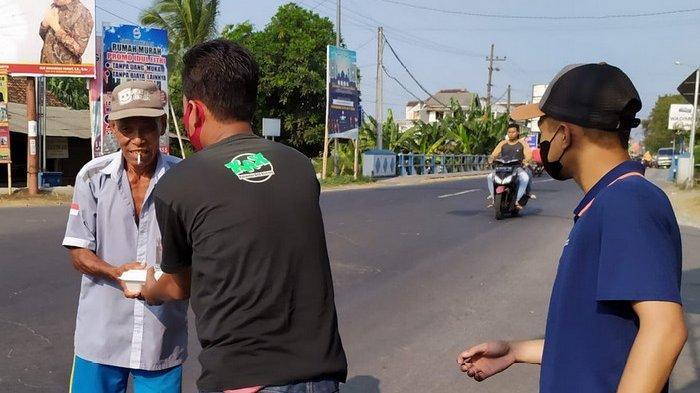 Aksi Kepedulian Sosial Heppiii Community Jember ini Makin Dinanti saat Pandemi Covid-19 Tak Berhenti