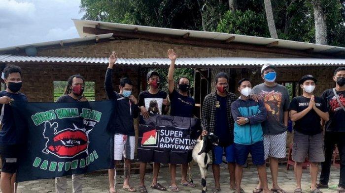 Super Friends Banyuwangi Akan Bagikan Daging Kurban di Lereng Gunung dan Pesisir Pantai