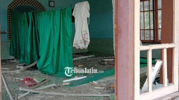 Polresta Malang Kota Bantu Penyelidikan Kejadian Petasan Meledak Di Kedungkandang