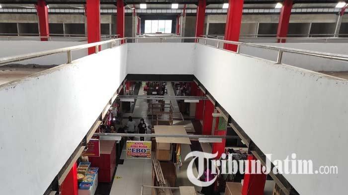 Pemkot Alokasikan Rp 11 Miliar untuk Lanjutkan Pembangunan di Lantai 2 Pasar Legi Kota Blitar