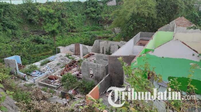Meski Rawan Bencana, Warga yang Tinggal di Stren Kali Lahar Kota Blitar Enggan Direlokasi