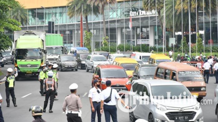 Awas! Nekat Mudik ke Surabaya Bakal Diminta Putar Balik oleh Petugas, Ada 13 Titik Penyekatan