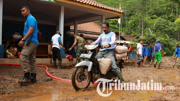 Sepekan Pasca Terjangan Banjir Bandang, Kondisi Desa Andungbiru Tiris Probolinggo Mulai Pulih