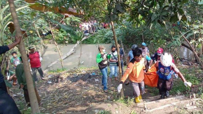 Pria di Mojokerto Tewas Secara Misterius Setelah Pamit Buang Air Besar, Terlentang di Tepi Sungai