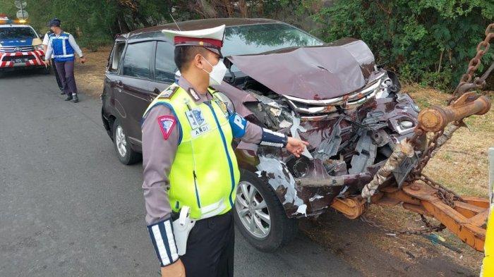 Tabrakan Beruntun 3 Mobil dan 1 Bus di Tol Satelit Surabaya, Polisi Ungkap Kronologinya