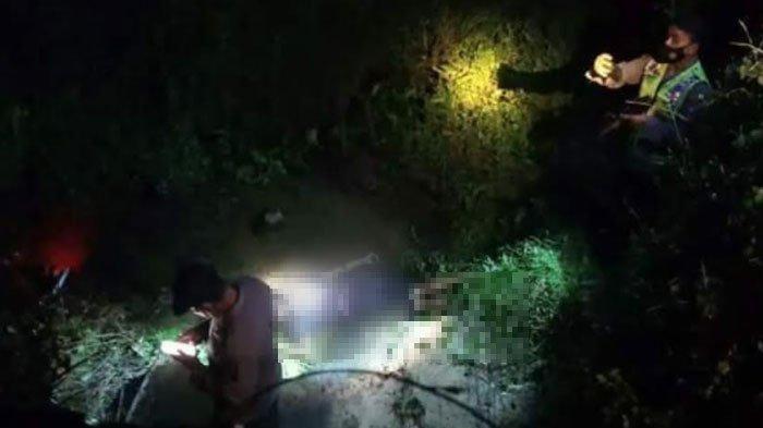 Kecelakaan Terjadi di JLS Pantai Gemah Tulungagung, Seorang Pemotor Meninggal Dunia