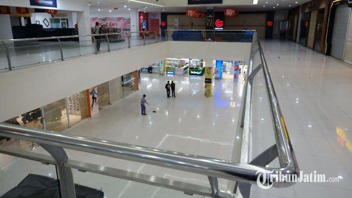 Gawat! Karyawan Lippo Plaza Batu Terancam Kena PHK Bila PPKM Terus Diperpanjang