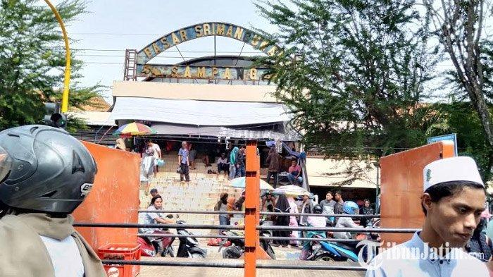 Marak Terjadi Pencurian di Pasar Srimangunan Sampang, Kepala Pasar Siapkan Sanksi Tegas untuk Satpam