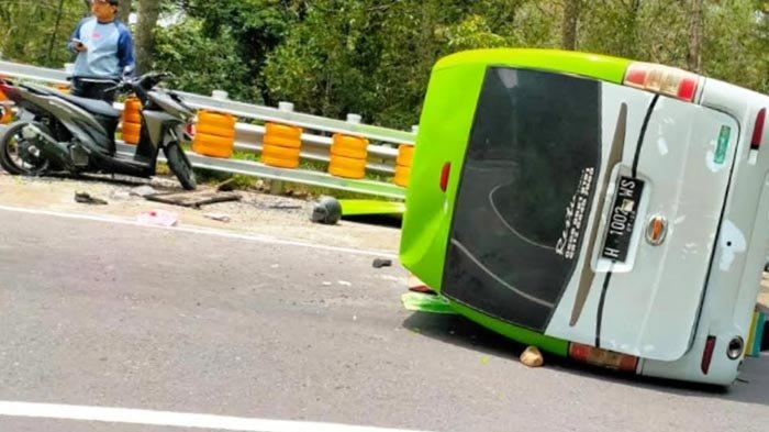 Asyik Selfie, 3 Gadis Magetan Tiba-tiba Diseruduk Mini Bus di Sarangan, Lihat Kondisinya Kini