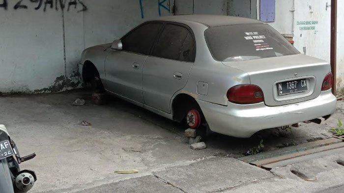 Pencurian Ban Mobil Marak Terjadi di Kota Malang, Berikut 5 Lokasi Kejadiannya