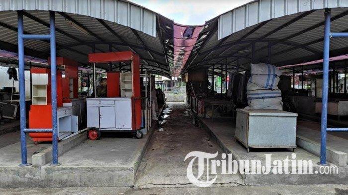 Pasar Ledokan Kediri Bakal Direvitalisasi, Sirkulasi Udara Diperbaiki dan Tambah Area Khusus PKL