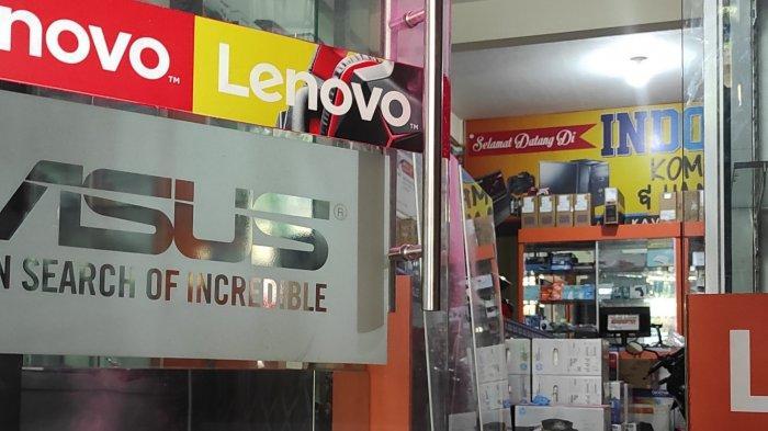 Pembobol Toko Komputer di Kota Blitar Diduga Jaringan Pelaku Pencurian Konter Ponsel di Srengat