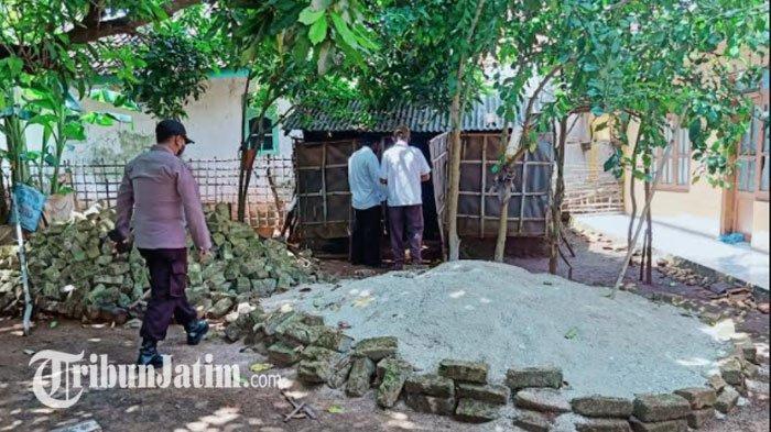 Kisah Nenek Janda Sumenep Tinggal Sebatang Kara di Gubuk, Dapat Bantuan RTLH Hanya Batu dan Pasir